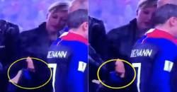 [영상] 월드컵 시상식 중 '메달 도난 사건' 의혹…진실은?
