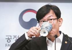 최저임금 아우성 커지자 대기업 후려치는 김상조
