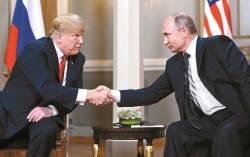 트럼프·푸틴 회담, 시진핑은 EU 만나 … 스트롱맨의 수싸움