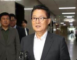 """박지원 """"김병준, 한국당 비대위원장 수락...고개가 갸우뚱"""""""