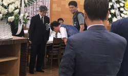 '재판 인생 31년' 김명수 대법원장, 부친상 4일장 택한 이유
