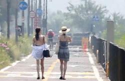 """기상청 """"7월 말까지 폭염·열대야 이어진다"""""""
