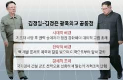 [차이나 인사이트] 김정은, 평화협정 체결로 '미 제국주의' 항복 얻으려 해