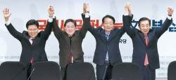 친홍·비홍·중립 혼전 속 판세는 오리무중, 1차 과반이냐, 결선투표냐가 승부 가를 듯