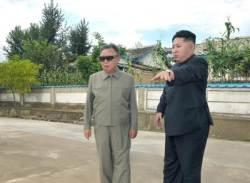 """북한 소설 속 김정은 """"역사상 핵 국가끼리 전쟁은 없어"""""""