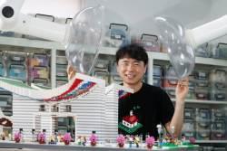 <!HS>삼성전자<!HE> 접고 레고 사업 … 즐겁게 밤 새우는 '성공한 덕후'