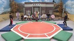 '아는 형님' 추석특집 씨름 대회! 치열한 승부 펼쳐져