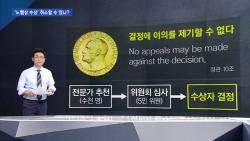 [팩트체크] '노벨상 수상' 취소할 수 있나?