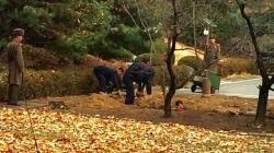 JSA 군사분계선 부근에 '도랑' 판 북한…추가 월경 방지