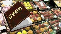 경조사비 10만원→5만원…김영란법, 1년여 만에 '한도 손질'