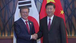 [청와대] 한·중 정상회담…'사드·북핵·경제교류 재개' 주목