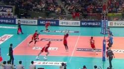 남자 프로배구 현대캐피탈 '단독 선두'…삼성화재 2위