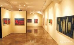 [라이프 트렌드]스칼라티움 '아트스페이스'…신진 미술가 전시회로 붐비는 웨딩홀