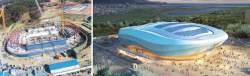 [평창겨울올림픽 G-2년] 경기장 건설공사 순항, 테스트 이벤트 속속 개최
