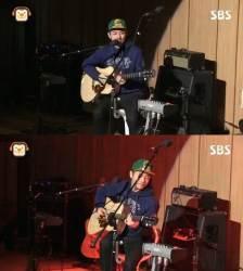 """'컬투쇼' <!HS>샘킴<!HE>, 감성 라이브 선보여…""""외국곡 듣는 느낌"""" 극찬"""