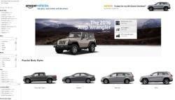 아마존 자동차 판매사업 나서나…새 서비스 오픈