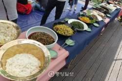 [이택희의 맛따라기] 셰프 40명과 사찰음식 산중 수련…'절밥'에 홀려 하산하기 싫었다