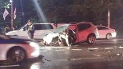 음주운전이 부른 참사…BMW 두 대 충돌해 3명 사망, 1명 중상