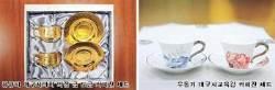 금 도금 커피잔 세트, 수제 만년필…대구 명사들 '위아자'에 기증 릴레이