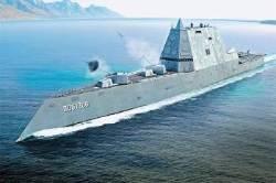 [지식충전소] 미 해군 '은밀한 침투자' 줌월트, 태평양 누비는 까닭