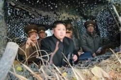 김정은, 혼란한 정세 노려 '맞불' 군사도발