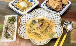 [식객의 맛집] 디자이너 요니 P(배승연)의 '솔트' 영국 가정집 같은 이탈리안 요리집?
