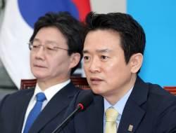"""남경필 """"유승민, <!HS>새누리당<!HE>으로 돌아가라"""""""