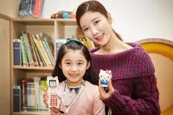 SK텔레콤, 2년만에 피처폰 출시…어린이용 '헬로키티폰' 선보여