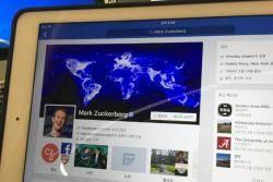 '페이스북, 이제 질렸나?'...게시물 30% 감소