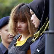처음 공개된 김정남 살해 용의자 흐엉ㆍ아이샤 모습 보니…