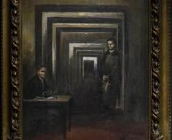 <!HS>히틀러<!HE>가 직접 그린 그림 이탈리아서 사상 첫 전시회