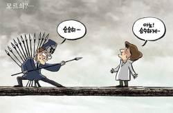 [박용석 만평] 3월 21일