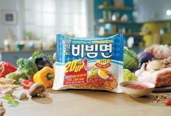 [맛있는 도전] 기다려지는 '비빔면의 계절'···양 늘리고 순창고추장으로 감칠맛도 더해