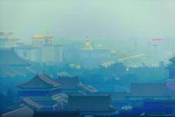 중국의 극심한 스모그는 '가이아'의 복수