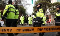 박 전 대통령·<!HS>청와대<!HE>·변호인단 모두 공식반응 없이 침묵