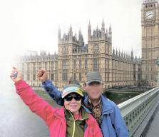 런던 테러가 앗아간 한 가족의 행복