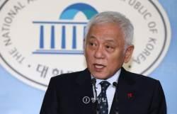 """김한길 """"安 반전 가능성 있다..친박가고 친문오면 되겠나"""""""