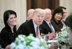 안보리 통한 북핵 무력화, <!HS>트럼프<!HE>·시진핑 함께 나선다