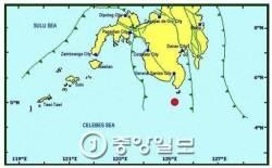 필리핀 남부 해안서 규모 7.2 <!HS>지진<!HE>… 쓰나미 위험