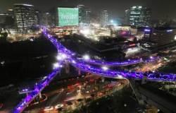 [서소문사진관]'서울로 7017'…'별이 쏟아지는 짙푸른 은하수'