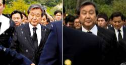 '<!HS>노무현<!HE> 추도식'서 김무성 물세례 보고 문재인 대통령이 한 말