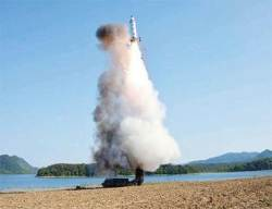 [단독] 북한 지난달 실패했던 미사일 시험장소 고집했던 이유