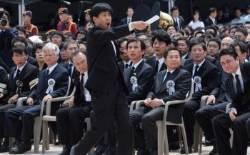 """靑 민정비서관 백원우 누구...MB에 """"사죄하라"""" 고함친 인물"""
