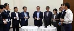 [포토사오정] 하하호호...첫 수석보좌관회의