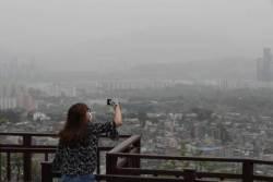 서울 초미세먼지 WHO기준 초과 연평균 141일