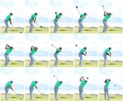 [서소문사진관]PGA <!HS>US오픈<!HE> 우승 '미남 장타자' 켑카의 드라이브 비결은 이 사진 속에