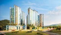 [분양 포커스] 재당첨·전매제한 규제 무풍지대 문산지역 최초 4베이 소형 아파트