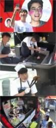'나혼자' 이시언, 요리 생초보→푸드트럭 일일 셰프 도전