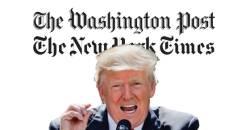 """트럼프, 연일 美언론 맹공...""""망해가는 NYT·<!HS>아마존<!HE> 지킴이 WP"""""""