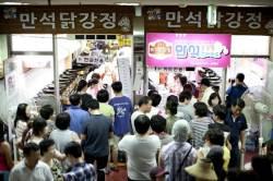 여름 휴가도 식도락이 대세? 전북은 이성당, 강원도는 속초관광수산시장 1위